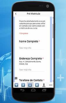 Universus Saúde Cursos apk screenshot