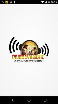 Rádio Desbravamusic poster