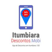 Itumbiara Descontos Mobi icon