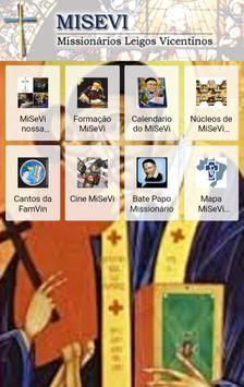MiSeVi Brasil poster