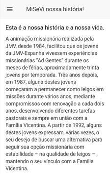 MiSeVi Brasil screenshot 1