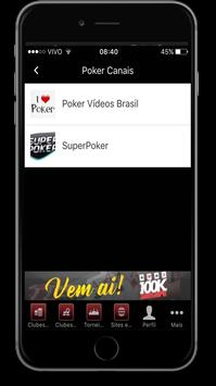 Guia Poker Brasil screenshot 5