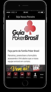 Guia Poker Brasil screenshot 6