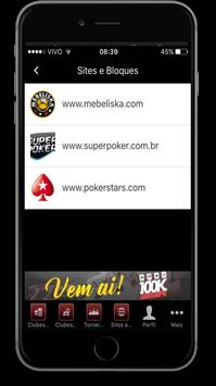 Guia Poker Brasil screenshot 3