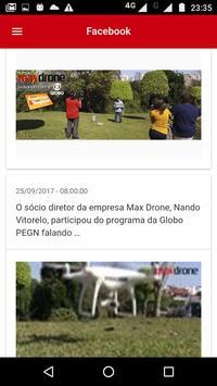 Max Drone Brasil apk screenshot