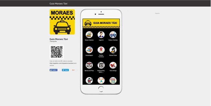 GUIA MORAES TÁXI screenshot 4