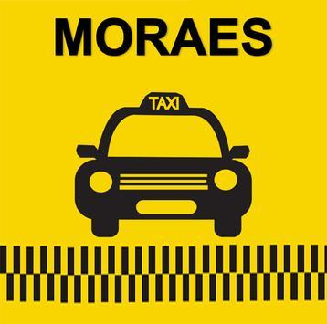 GUIA MORAES TÁXI poster