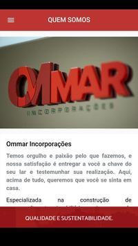 Ommar Incorporações screenshot 1