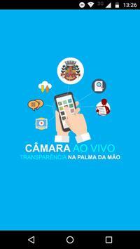 Câmara Mar de Espanha AOVIVO poster