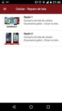 Serviços indicados RN screenshot 5