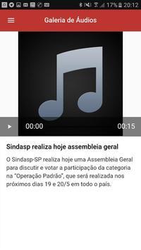 Sindasp - Aplicativo do ASP screenshot 4