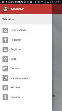 Sindasp - Aplicativo do ASP screenshot 2