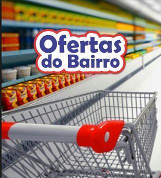 Ofertas do Bairro poster