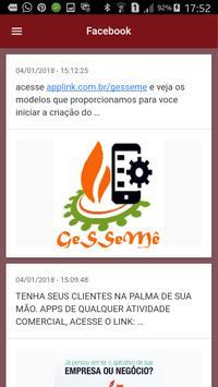 GeSSeMê screenshot 5