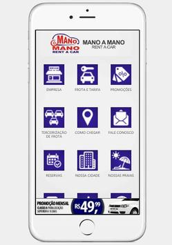 Mano a Mano Rent a Car poster