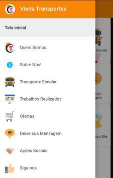 Vieira Transportes screenshot 7