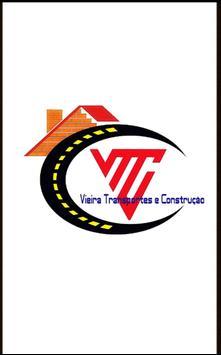 Vieira Transportes poster