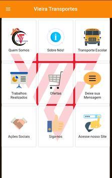 Vieira Transportes screenshot 3