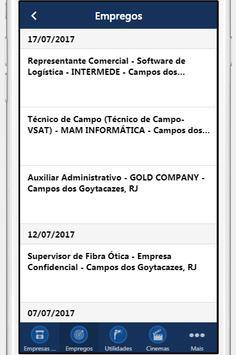 Guia Goitacá screenshot 4