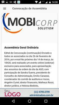 Mobi Corporate Condomínios apk screenshot