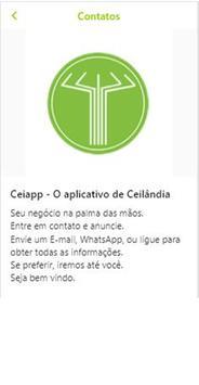 CeiApp apk screenshot