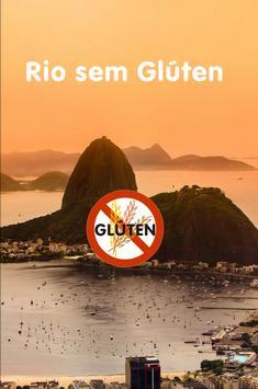 Rio sem Glúten poster