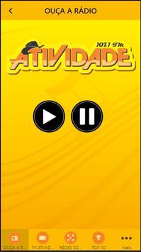 Atividade FM Oficial apk screenshot