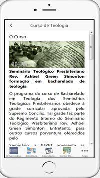 Seminário Presbiteriano Simonton screenshot 3