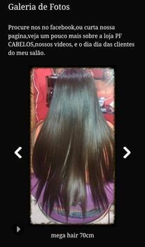 PF cabelos Moda e Acessórios screenshot 1