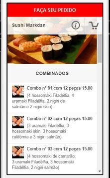 Sushi Markdan screenshot 1
