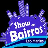 Show dos bairros icon