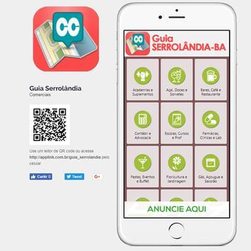 Guia Serrolândia-Ba poster