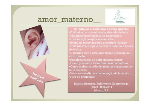 Simmons Consultoria em Gestão e Saúde/Amor Materno screenshot 6