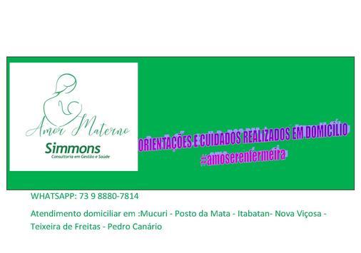Simmons Consultoria em Gestão e Saúde/Amor Materno screenshot 7