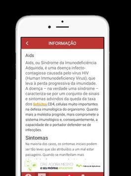 infoAIDS screenshot 1