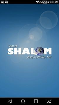 Igreja Shalom Silver Spring poster