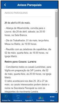Paróquia Quedas do Iguaçu screenshot 5