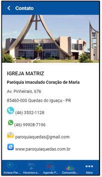 Paróquia Quedas do Iguaçu screenshot 7