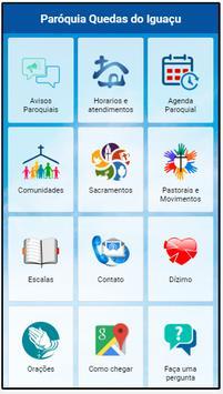 Paróquia Quedas do Iguaçu poster