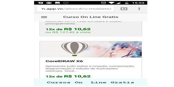 Cursos Online Gratis screenshot 5
