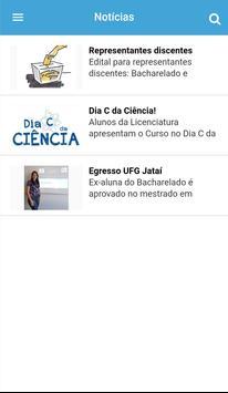 Química UFG Jataí apk screenshot
