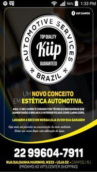KIIP ESTÉTICA  AUTOMOTIVA poster