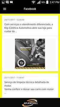 KIIP ESTÉTICA  AUTOMOTIVA apk screenshot