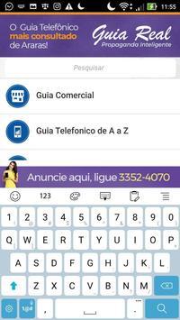 Guia Real Araras screenshot 4