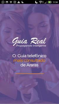Guia Real Araras poster