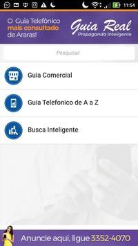 Guia Real Araras screenshot 2