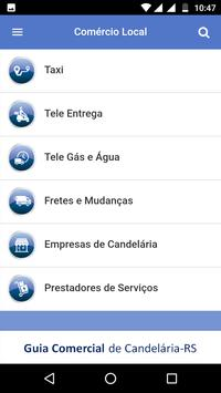 Guia Comercial de Candelária-RS screenshot 2