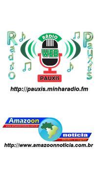 Rádio Web Pauxis screenshot 5