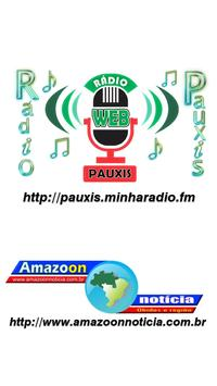 Rádio Web Pauxis screenshot 2