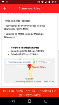 Aragão Autos screenshot 3